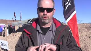 ruger gp100 in 44 special at 2017 shot show industry day at the range