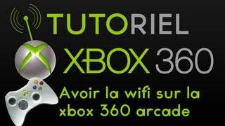 [Tuto] Avoir la wifi avec l'Xbox 360 Arcade