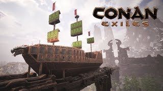 Conan Exiles Building