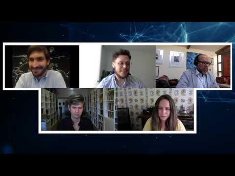 Panel Tecnologías Educativas - varios expositores