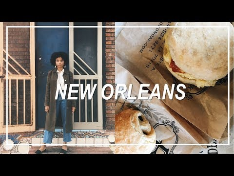 Travel Diary | New Orleans (Vegan food, OOTDs, and places to see!)