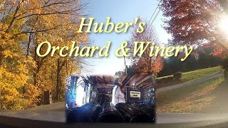 Huber's Orchard and Winery, Starlight, IN
