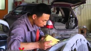 нарушение геометрии кузова автомобиля(, 2014-06-27T06:37:25.000Z)