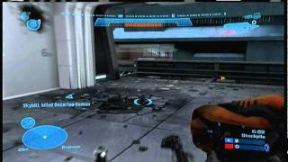 Halo Reach Gameplay Test Video 28/1