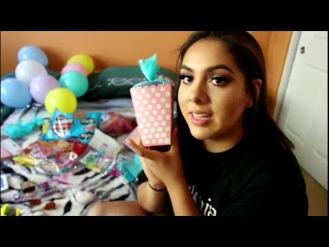 How I Made Her Goodie Bags!