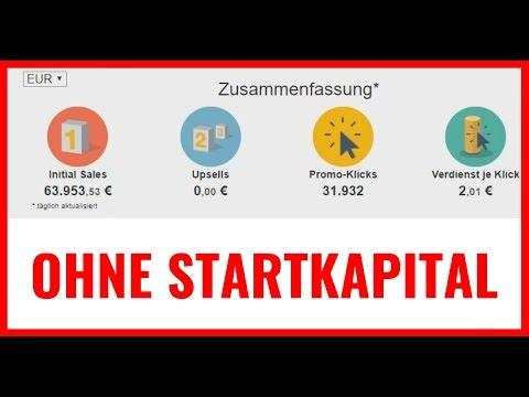 Geld Verdienen Im Internet Mit Affiliate Marketing für ...