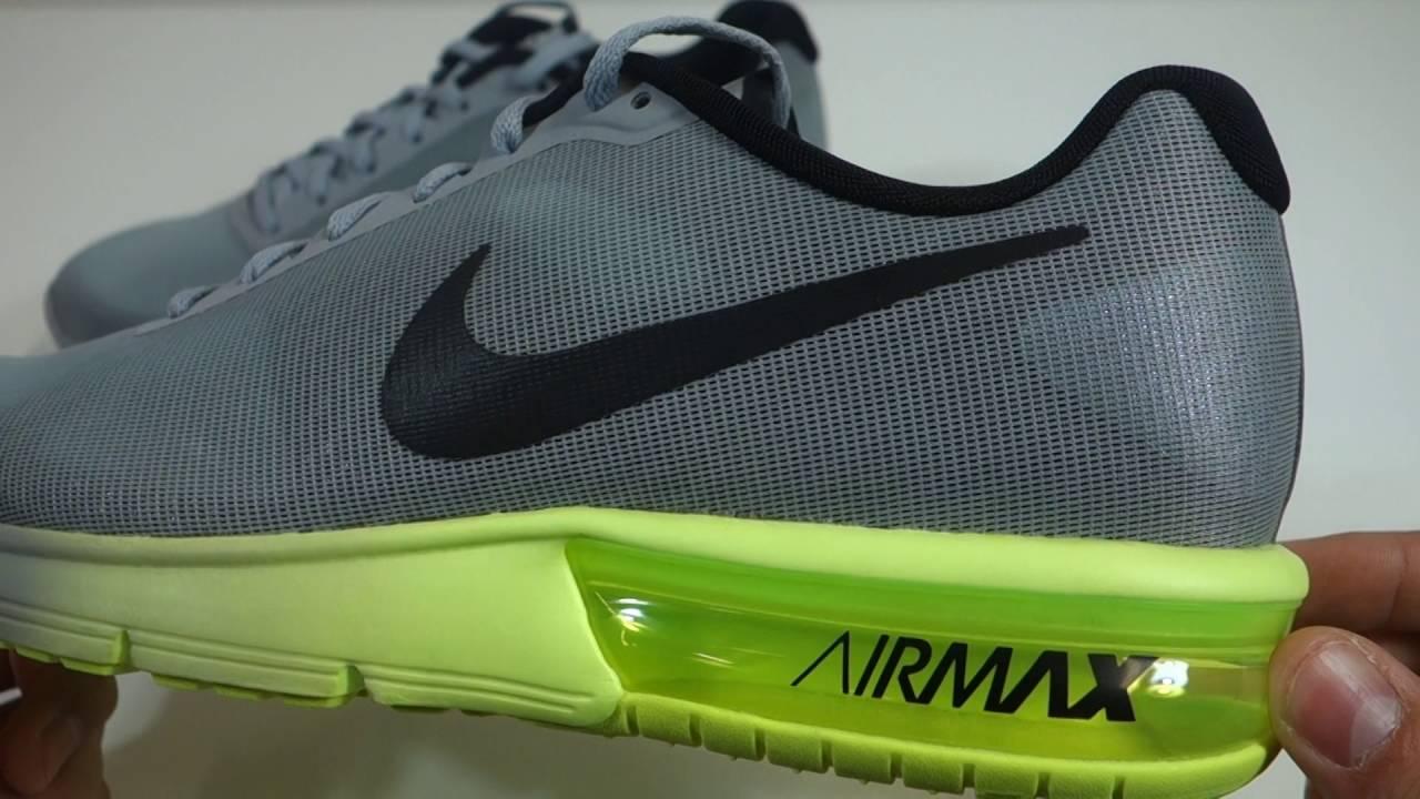 Pánské stylové boty Nike Air Max Sequent - YouTube 7b961ffc4e0