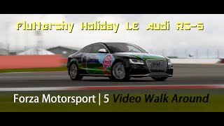 Forza Motorsport 5 Fluttershy Audi RS5 (Limited Edition)
