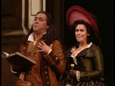 Madamina, il catalogo è questo (Leporello, Ferruccio Furlanetto). Don Giovanni de Mozart.