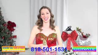 Christmas Eve Special - Jennifer Day LIVE at Night - S1, E7 - 12/24/18