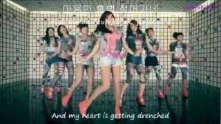 T-ARA (???) - ???? (Round & Round) English+Hangul+Romanization Lyrics MP3