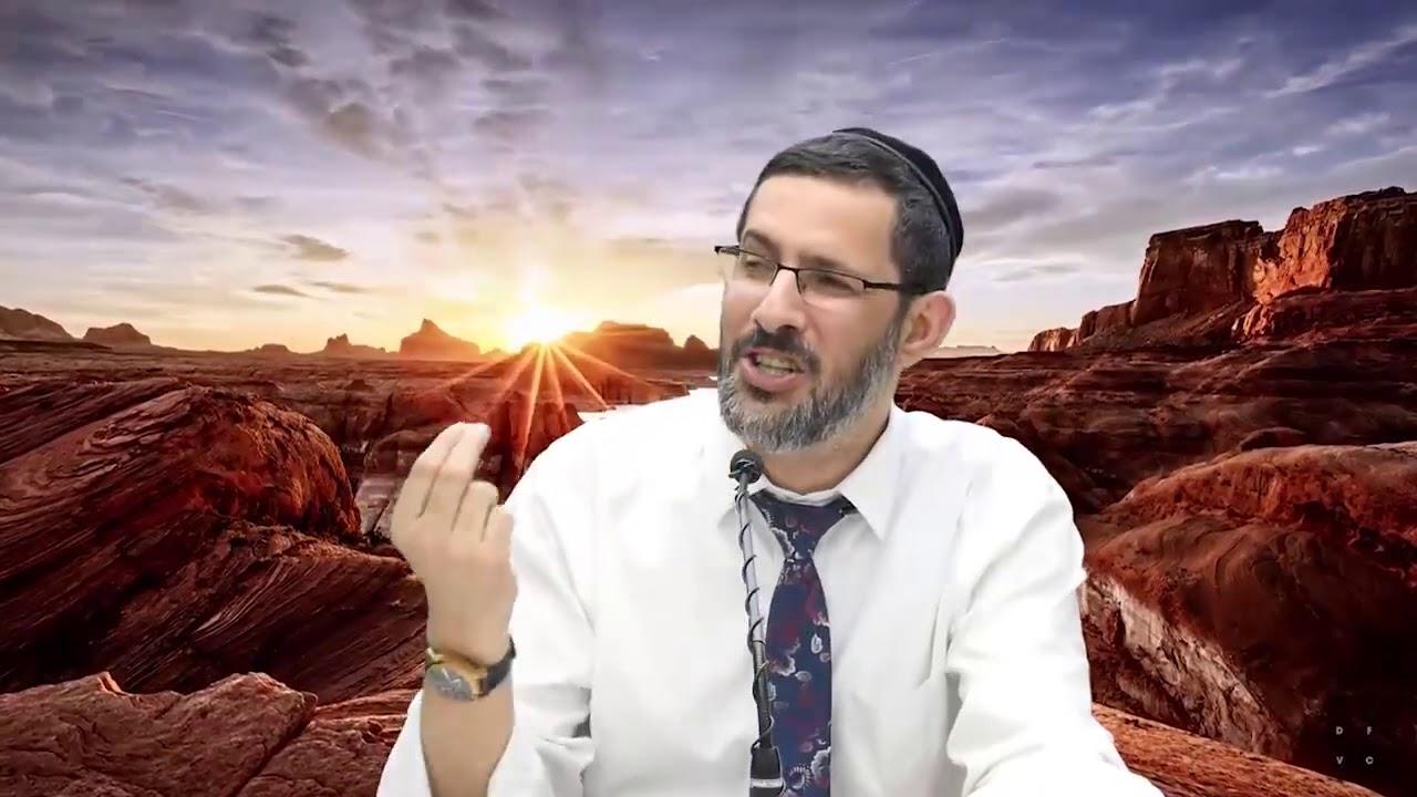 קצר וחזק: תקשיב לנשמה שלך - הרב יוסף חיים גבאי HD