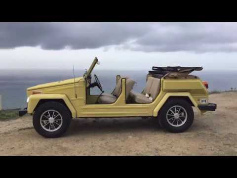 icon ev wild thing zelectric walk around vw thing icon ev wild thing zelectric walk around vw thing