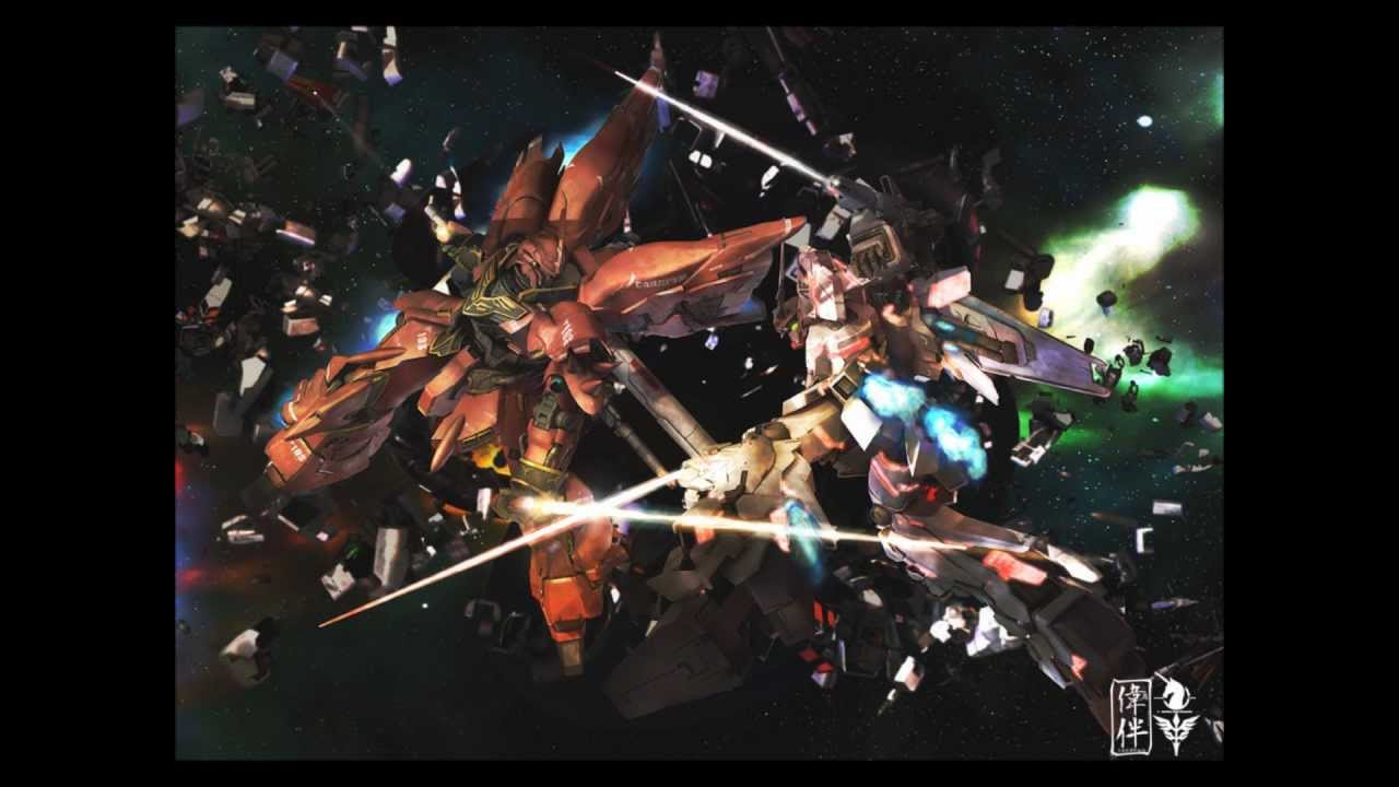 吹奏楽 機動戦士ガンダムuc Unicorn 一部修正版 Youtube