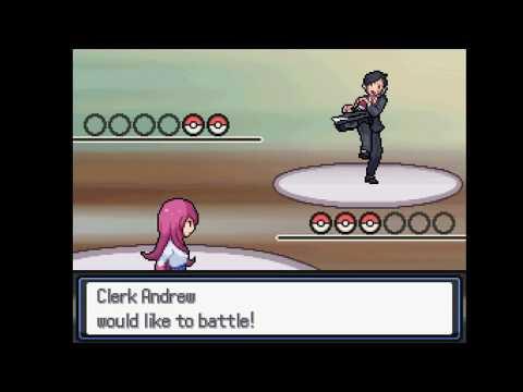 Pokemon Rejuvenation Episode 4: Teambuilding Exercise