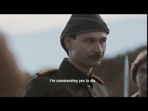 """Çanakkale savaşı gelibolu dizisi """" Ben size taaruzu değil, ölmeyi emrediyorum"""""""