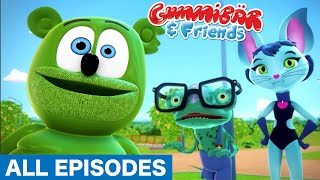 The Gummy Bear Show Season 2 Marathon - All 20 Full Episodes - Gummibär & Friends