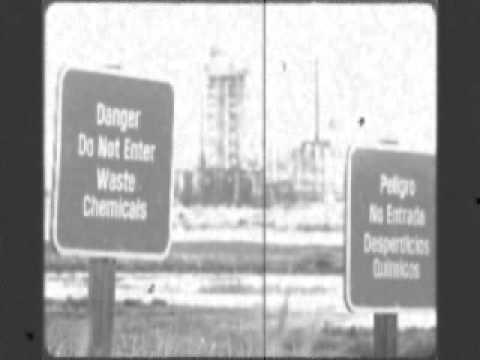 Danger Do Not Enter Waste Chemicals Instrumental Beat