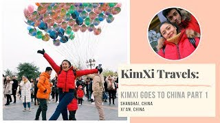Explore CHINA with Kim Chiu & Xian Lim | Shanghai, Xi'an + Disneyland | Kim Chiu PH
