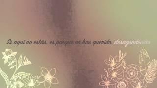 Pedrina y Rio - Yo te adoré́ (Lyric video)