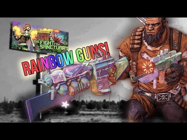 ▷ Borderlands 2 Sanctuary DLC: How To Get Level 30 Character