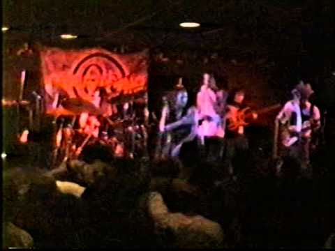 """The band, """"Everything"""" Clip 2 July 1993 in Newport News VA"""