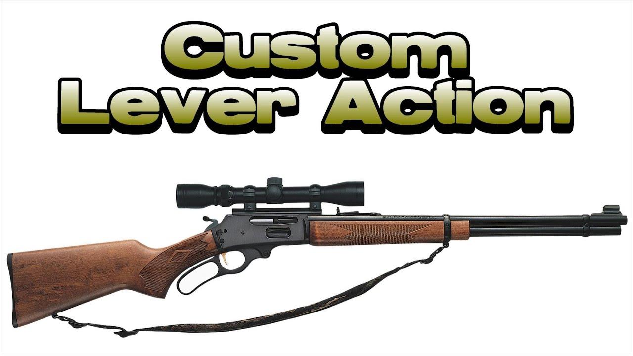 Custom Rifle Rings