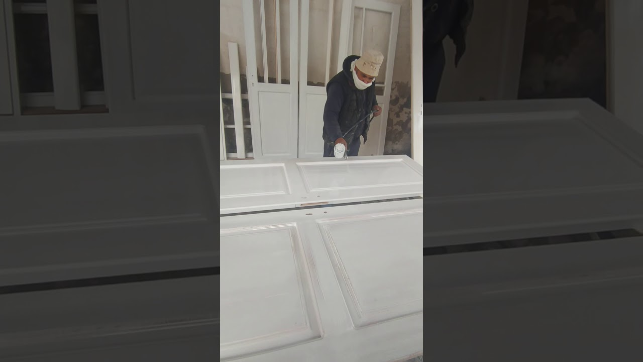 Təbii taxta belarusiya qapıları