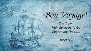 2020/10/25 - Bon Voyage - Cast Vision