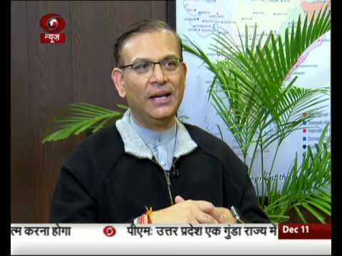Candid Conversation:  Discussion with Jayant Sinha MoS, Civil Aviation