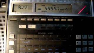 Mysterious whale song station on shortwave