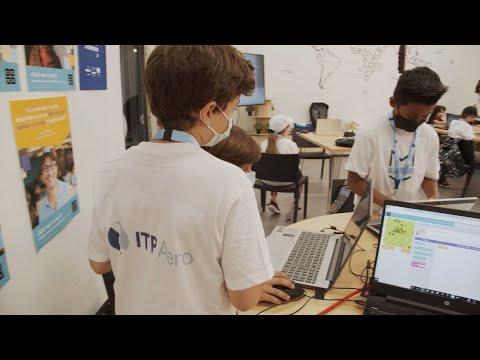 Bootcamp ITP Aero con Code.org (Madrid)