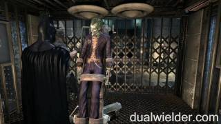 Batman: Arkham Asylum Walkthrough - Intro Part 2/6 (HD)