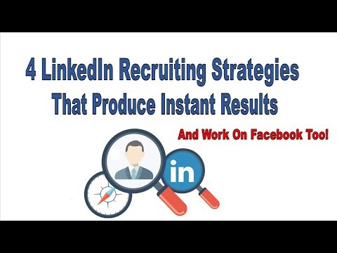 4 LinkedIn Recruiting Strategies That Produce Instant Results For Zija Top Earners