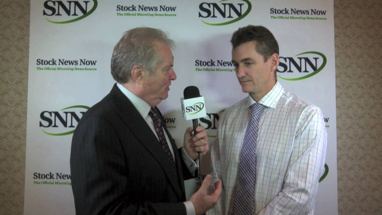 Wayne Taylor interviewed by Stock News Now, August 2016