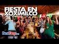 Fiesta en Xoximilco con Alan X el Mundo