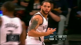 Deron Williams Breaks NBA Record
