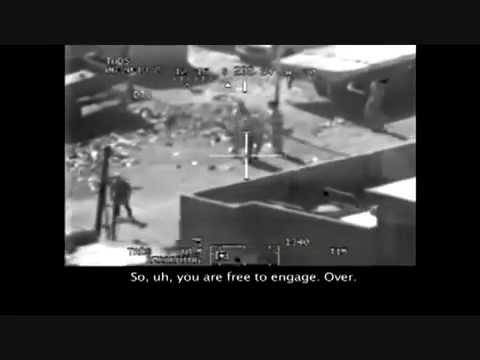 Irag War Video, Reuters Reporters Getting...