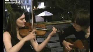 ZOE CONWAY AND JOHN MCINTYRE - DANSE ESPAGNOLE (BalconyTV)