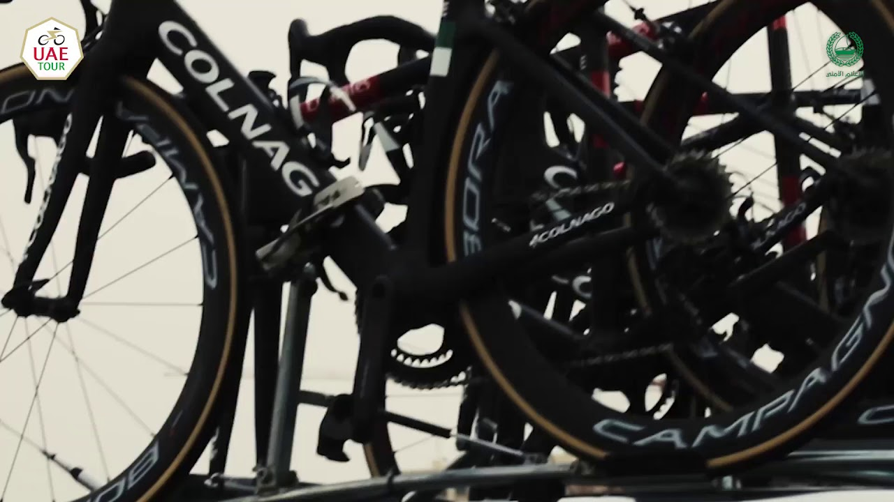 المرحلة الخامسة من طواف الإمارات الدولي بمشاركة أبرز أبطال العالم في سباقات الدراجات الهوائية