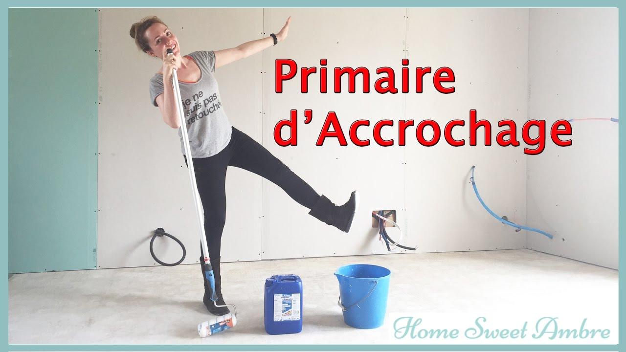 Primaire d accrochage elegant prix aquaprim micro - Primaire d accrochage peinture plafond ...