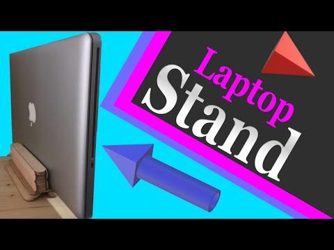 İç Açıcı Video: Dikey Laptop Standı   Vertical Laptop ...