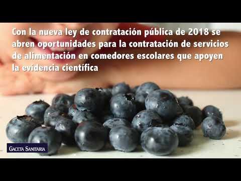 Comedores escolares en España: una oportunidad para fomentar ...