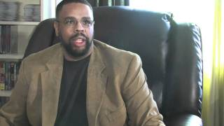 "Dwayne McDuffie on Chester Himes, Luke Cage and ""SWEET CHRISTMAS!"""