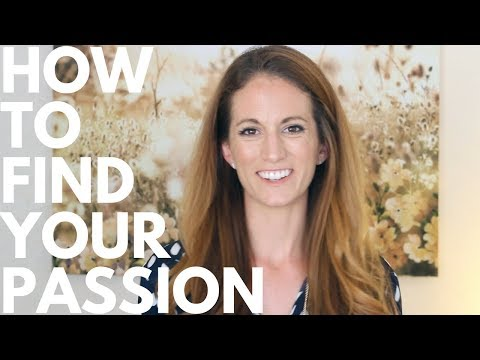 How to Find Your Passion: 1 Simple Tool