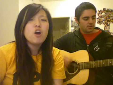 All I Want For Christmas Is Us - Tristan Prettyman & Jason Mraz By Jennifer Chung & Aaron Goldberg