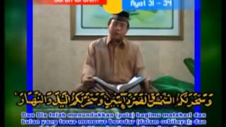 Indonesian Qori Muammar za Surah Ibrahim