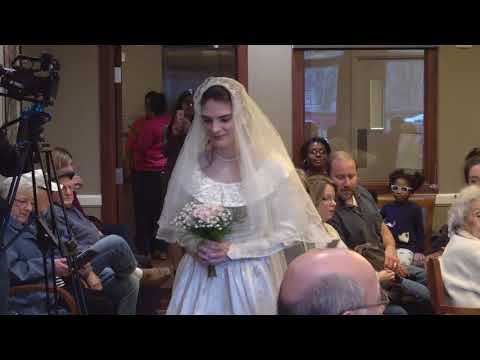 Vista Springs Macedonia 2nd Annual Vintage Wedding Dress Show 2018