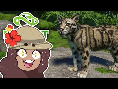 New Animal Discoveries in South-East Asia!! 🦚 Planet Zoo: Adventures in Asia • #1