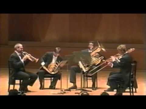 Art of Brass Vienna plays Contrapunctus 9 by Johann Sebastian Bach